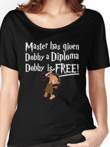 Dobby Graduate- No year Women's Relaxed Fit T-Shirt