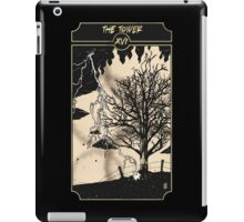 The Tower - Sinking Wasteland Tarot iPad Case/Skin