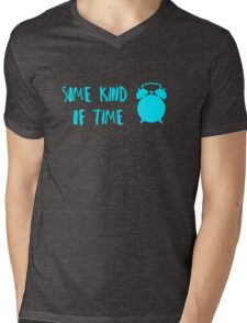 Some Kind Of Time- Dog Fight Mens V-Neck T-Shirt