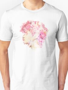 Roses Artwork Unisex T-Shirt