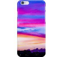 Hampton Beach Sunset iPhone Case/Skin