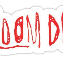 Shroom Dood Sticker