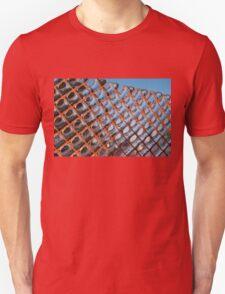 Geometrical Ice Patterns Unisex T-Shirt