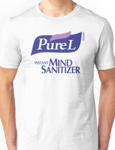 Mind Sanitizer, Pt. II Unisex T-Shirt