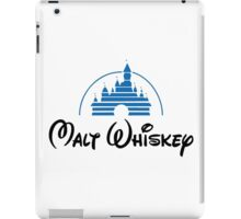 Walt Whiskey iPad Case/Skin