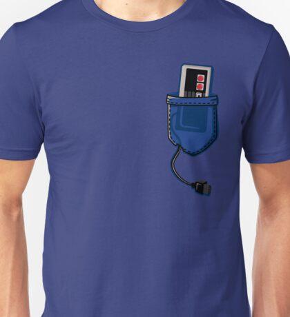 Pocket Player Unisex T-Shirt