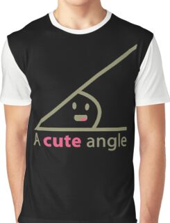 A cute angle Graphic T-Shirt