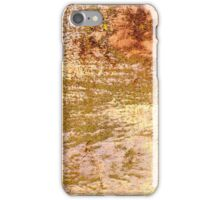 Old car abstract 1 iPhone Case/Skin