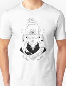 Moon / Death Unisex T-Shirt