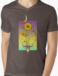Desert Dreams Shirt Mens V-Neck T-Shirt
