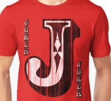 Big Joker Unisex T-Shirt