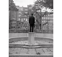 Monument Photographic Print