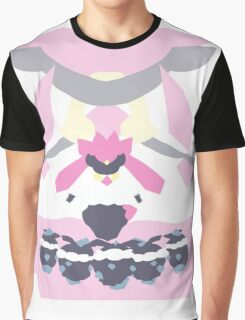 Diancie's Power Graphic T-Shirt