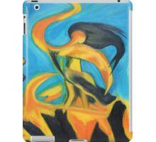 Dancing Fire - Sequel iPad Case/Skin