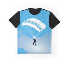 Skydive Graphic T-Shirt