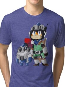 Lance and CHIV Vector Tri-blend T-Shirt
