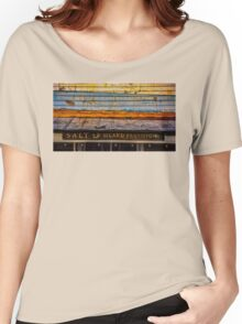 salt island provisions Women's Relaxed Fit T-Shirt