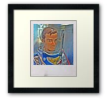 to boldly go... part two Framed Print