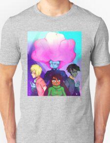 Galaxy Girl Has Friends T-Shirt
