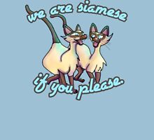 We Are siamese   T-Shirt