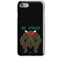 The Fly iPhone Case/Skin
