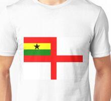 GHANA WAR ensign, Ghana Military Flag Unisex T-Shirt