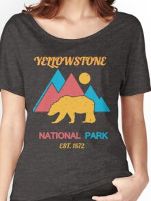 YELLOWSTONE Women's Relaxed Fit T-Shirt