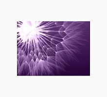 Dandelion. From The Back In Purple T-Shirt