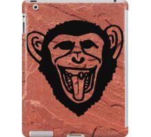 Sandstone Chimp iPad Case/Skin