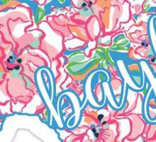Baylor University Sticker