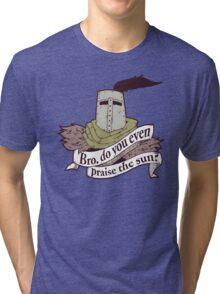 Praise The Sun Tri-blend T-Shirt