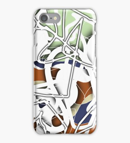 Andy Morris Abstract Designs iPhone Case/Skin