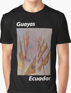 Guayas, Ecuador Graphic T-Shirt