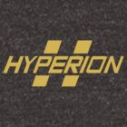 Hyperion Yellow by captainzappy
