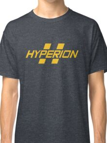Hyperion Yellow Classic T-Shirt