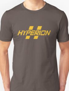 Hyperion Yellow Unisex T-Shirt
