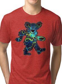 Grateful Dead Bear Tri-blend T-Shirt
