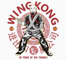 Big Trouble in Little China - Wing Kong Exclusive One Piece - Short Sleeve