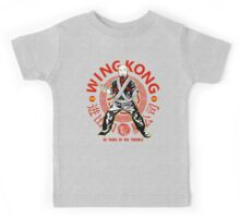 Big Trouble in Little China - Wing Kong Exclusive Kids Tee