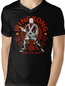 Big Trouble in Little China - Wing Kong Exclusive Mens V-Neck T-Shirt
