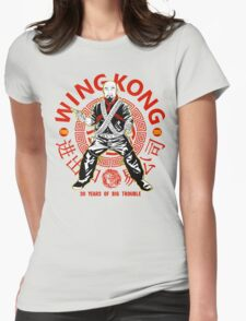 Big Trouble in Little China - Wing Kong Exclusive Womens Fitted T-Shirt