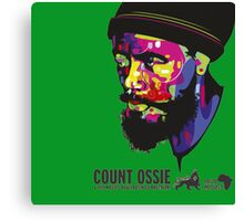 Jahbless : Rasta Message Canvas Print