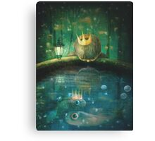 Crown Prince Canvas Print