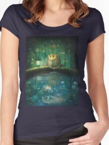 Crown Prince Women's Fitted Scoop T-Shirt