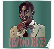Desmond Dekker  Poster