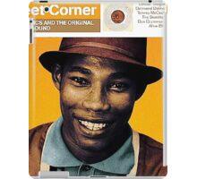 Derrick Morgan : Ska Classics And The Original Rudeboy Sound iPad Case/Skin