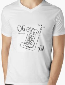 TRAP PHONE  Mens V-Neck T-Shirt