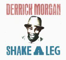 Derrick Morgan : Shake A Leg One Piece - Short Sleeve