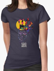 King Tubby's Hi - Fi Womens Fitted T-Shirt
