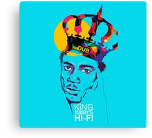 King Tubby's Hi - Fi Canvas Print